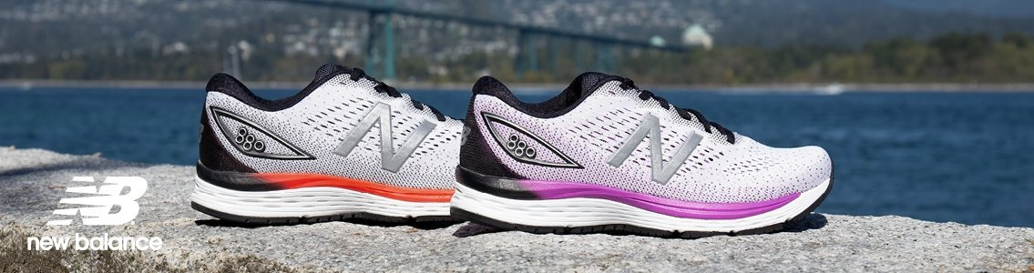 New Balance 800 series - 880v9 et 860v9