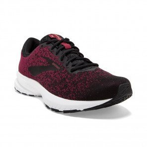 BROOKS LAUNCH 6 Homme | Red / Black / Grey