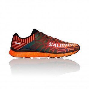 SALMING SPEED 6 Homme | Orange / Black