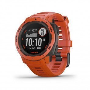 GARMIN Instinct - Rouge feu