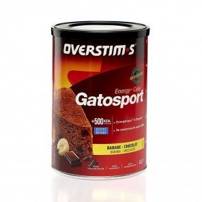 Gatosport sans gluten overstims banane chocolat