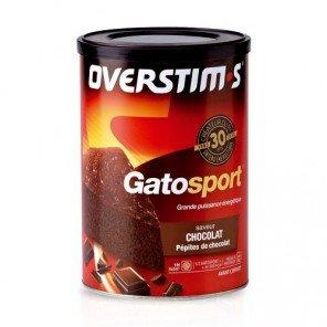 Gatosport Chocolat noir framboise Overstim's - Gâteaux énergétiques
