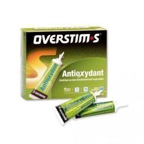 Gel antioxydant Pomme verte Overstim's - Gels énergétiques