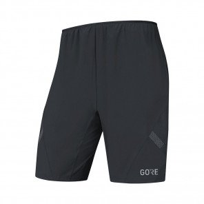 GORE® R5 SHORT 2in1 HOMME | BLACK | Collection Printemps-Été 2019