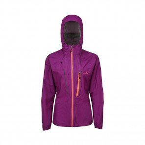 RONHILL VESTE FORTIFY INFINTY Femme | GRAPE JUICE/HOT COAL