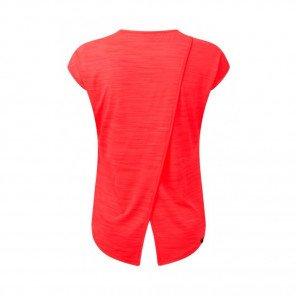 RONHILL Tee-Shirt AIR-DRY INFINITY Femme | Hot Pink Marl